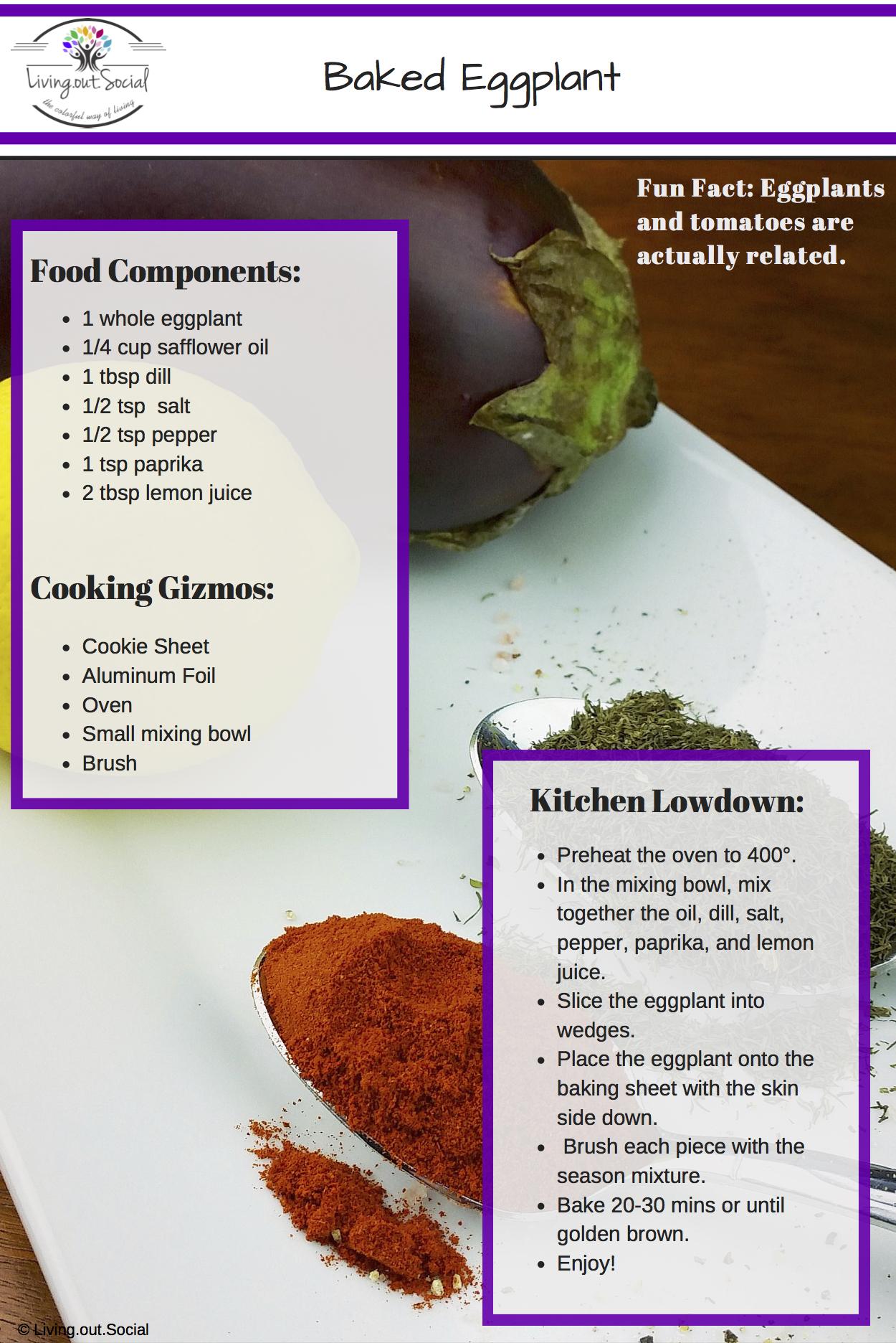 Baked Eggplant-3